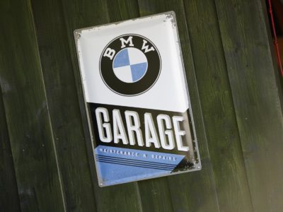 BMW Garage Logo